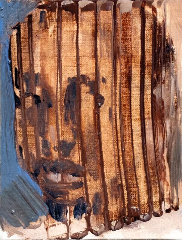Less Than or Equal To 099 | Original Painting | Bartosz Beda