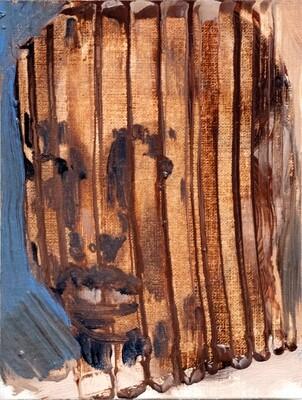 Less Than or Equal To 099   Original Painting   Bartosz Beda