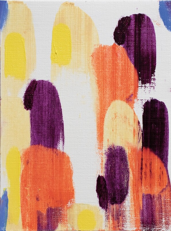 Less Than or Equal To 102 | Original Painting | Bartosz Beda
