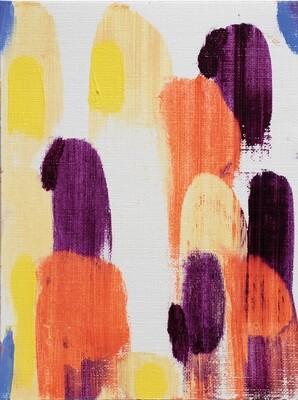 Less Than or Equal To 102   Original Painting   Bartosz Beda