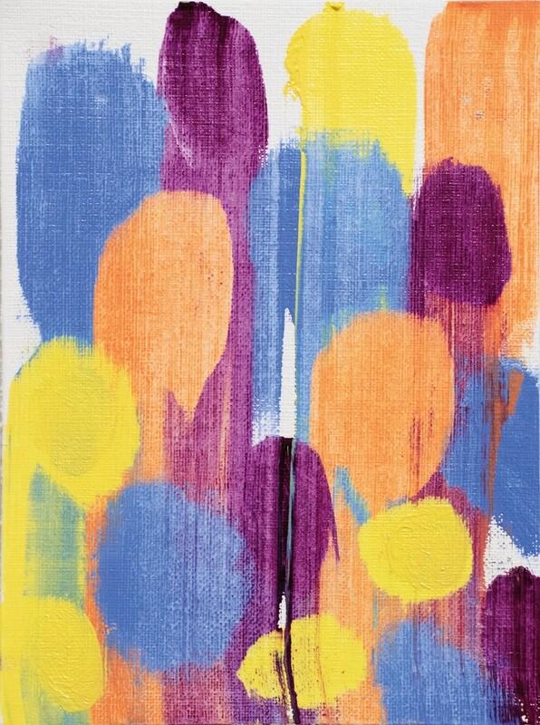 Less Than or Equal To 104 | Original Painting | Bartosz Beda