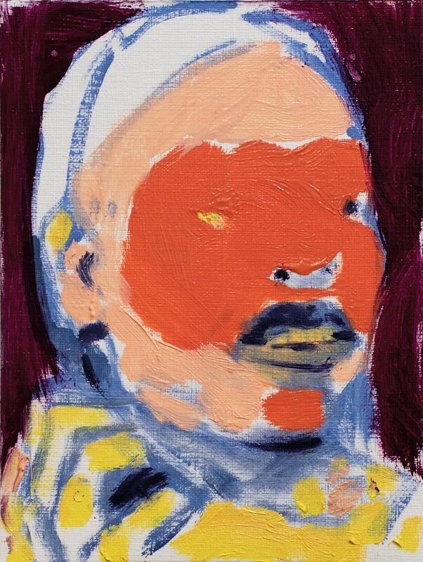 Less Than or Equal To 106 | Original Painting | Bartosz Beda