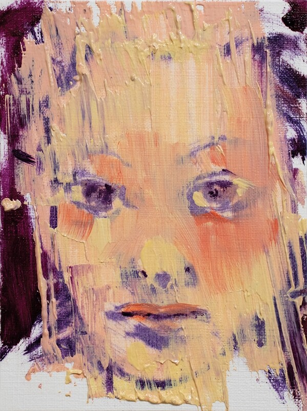 Less Than or Equal To 107 | Original Painting | Bartosz Beda