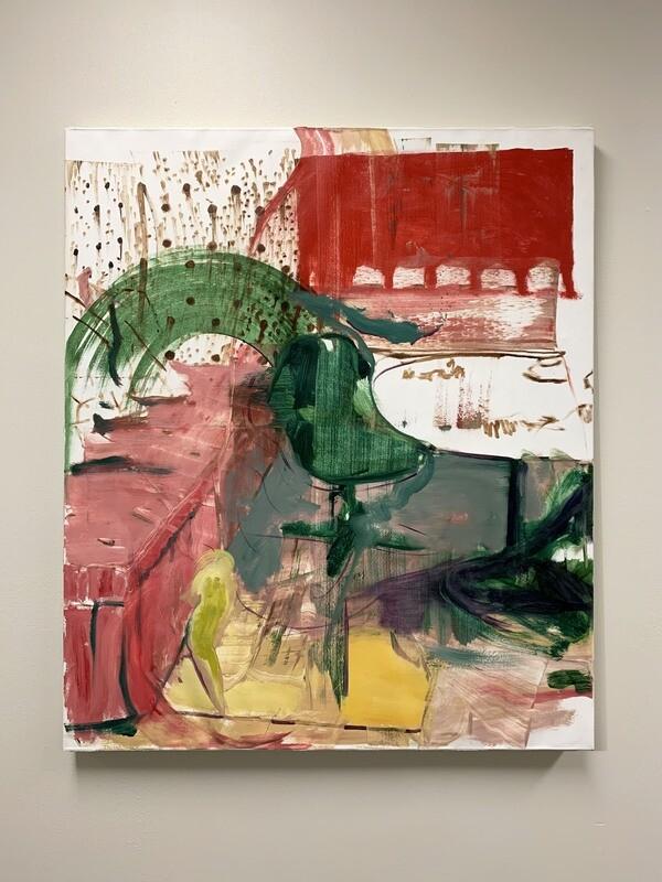 Intentionally Exposed 07 | Original Painting | Artwork by Artist | Bartosz Beda
