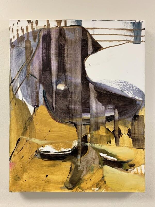 Intentionally Exposed 05 | Original Painting | Interior Painting | Bartosz Beda