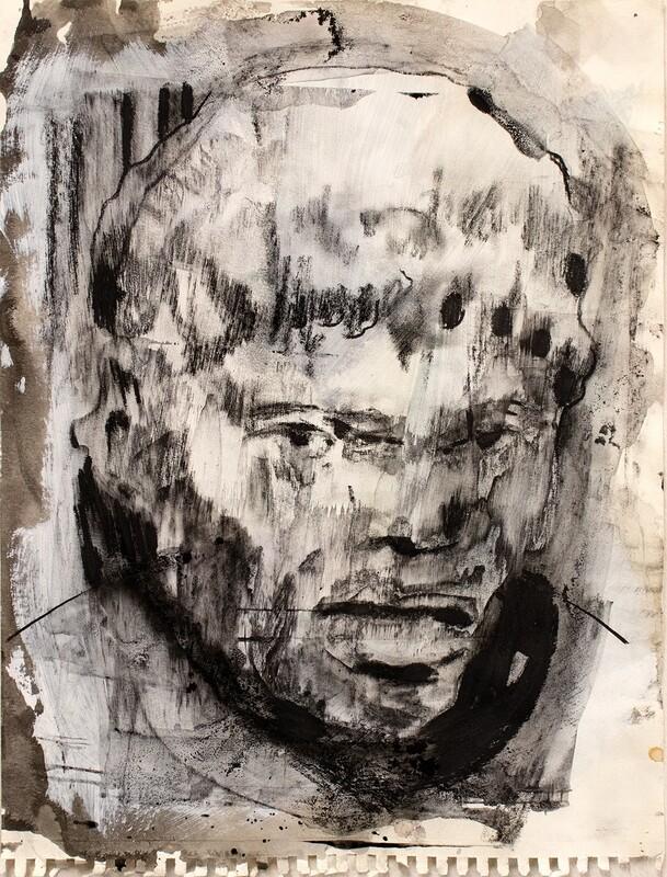 Triggers 03 | Original Portrait Painting | Bartosz Beda
