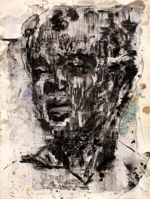 Triggers 04 | Original Portrait Painting | Bartosz Beda