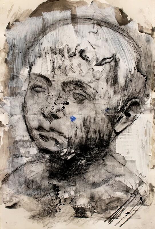 Triggers 01 | Original Portrait Painting | Bartosz Beda