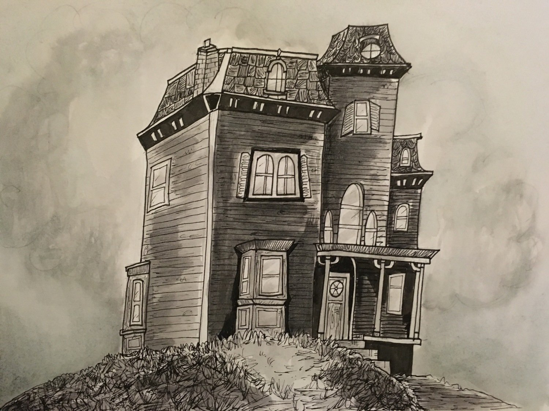 Mother's House (ART PRINT)