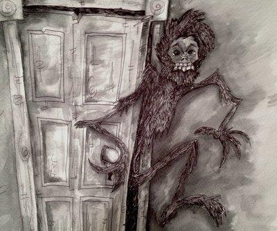 Closet Beast (ART PRINT)