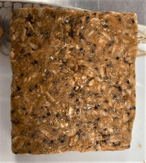 Fresh, Locally made, Organic Granola Bars (3 pack)