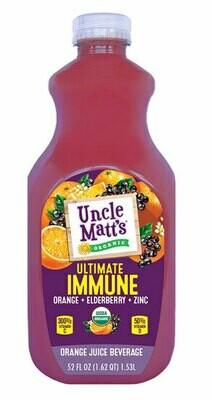 Uncle Matt's Organic Ultimate Defense Juices