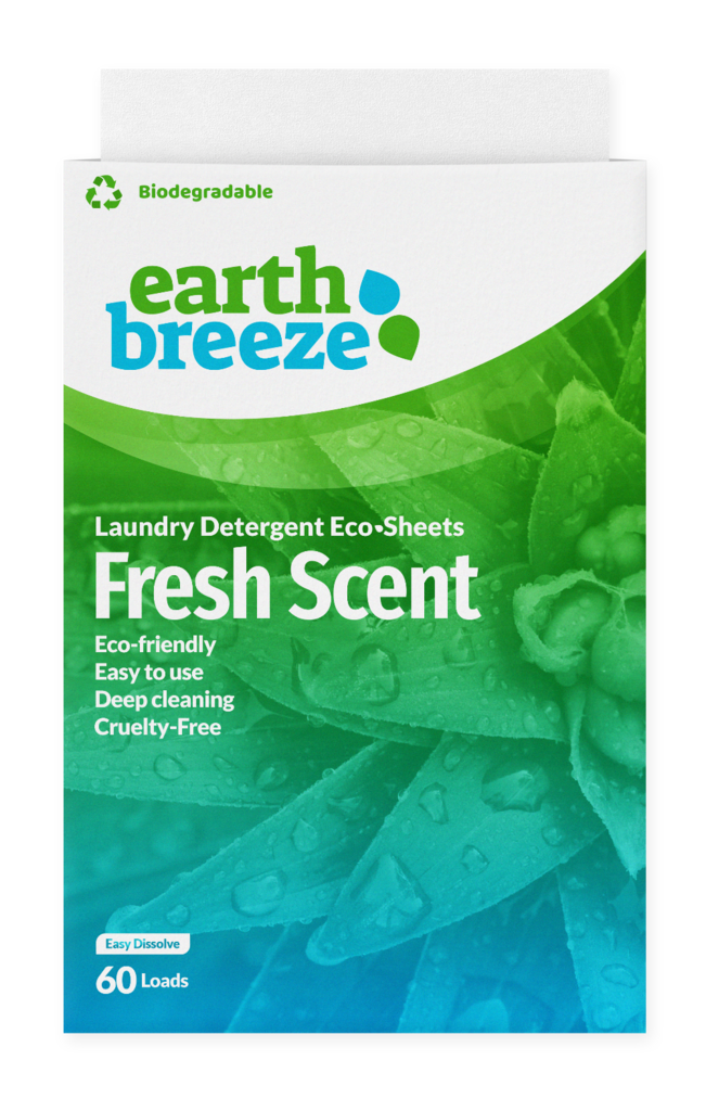 Earth Breeze Eco Laundry Sheets