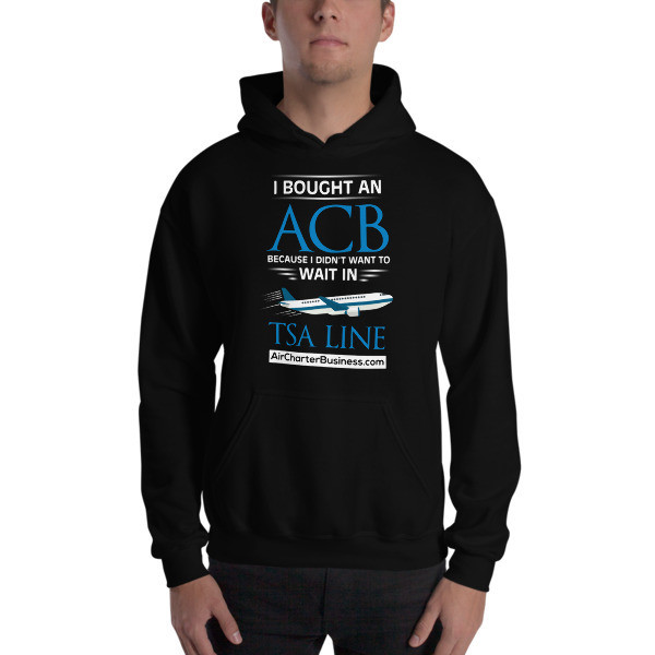 No Wait Hooded Sweatshirt