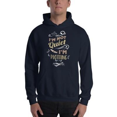 Plotting Hooded Sweatshirt