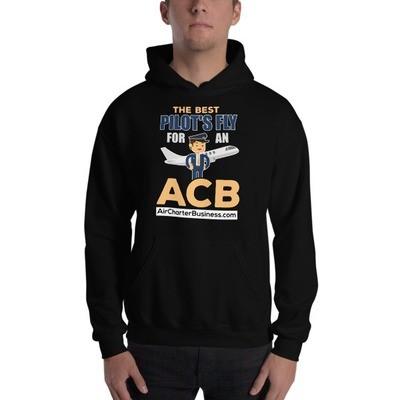The Best Pilot 1 Hooded Sweatshirt