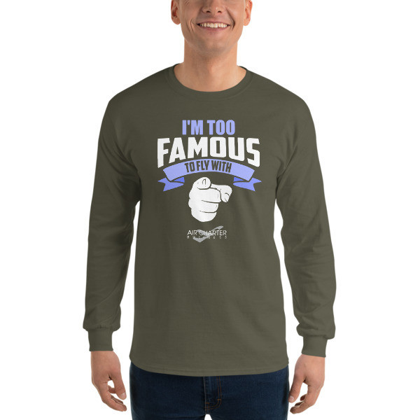 Famous Long Sleeve T-Shirt