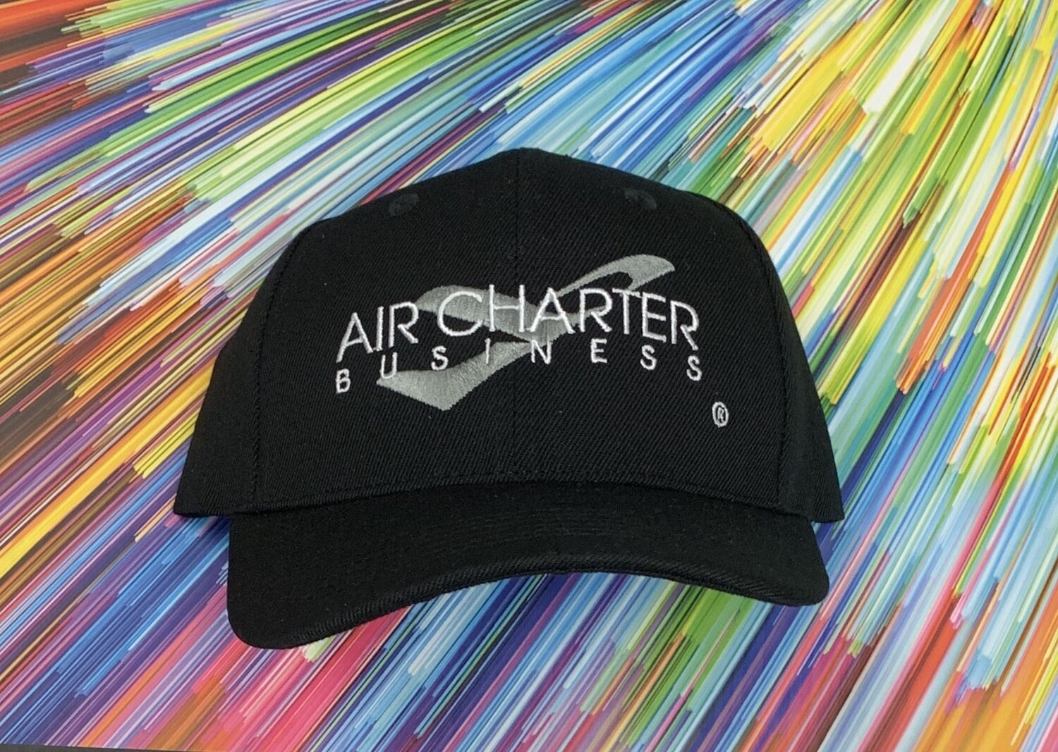 ACB Ball Cap in Black
