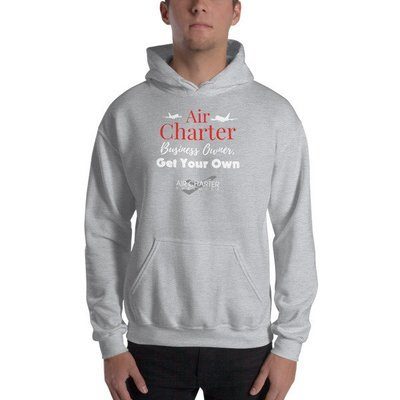 Get Yours! Hooded Sweatshirt