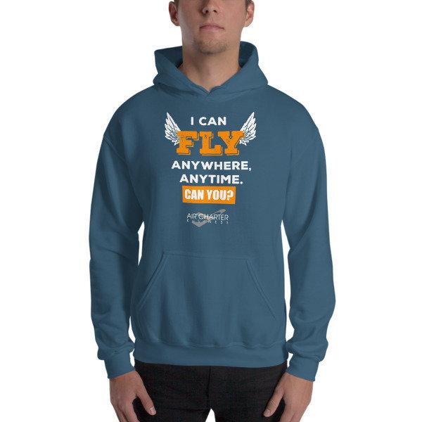 Can You? Hooded Sweatshirt