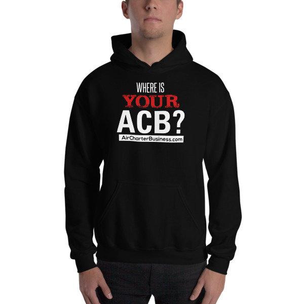 Got ACB? Hooded Sweatshirt