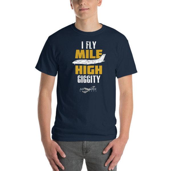 How High? Short-Sleeve T-Shirt