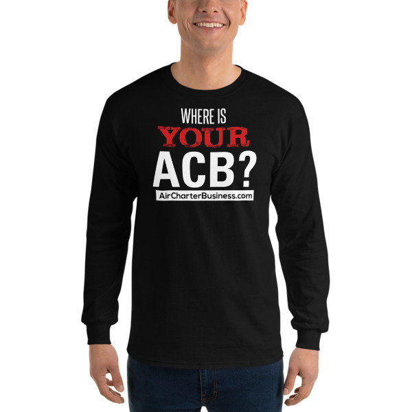 Got ACB? Long Sleeve T-Shirt