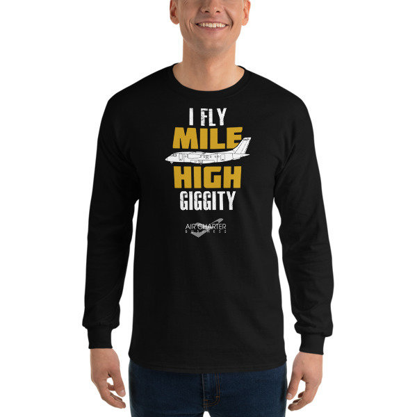 How High? Long Sleeve T-Shirt