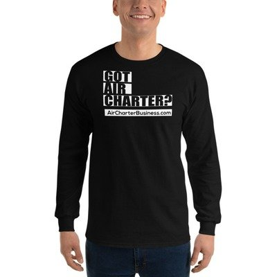 Got Air Charter? Long Sleeve T-Shirt