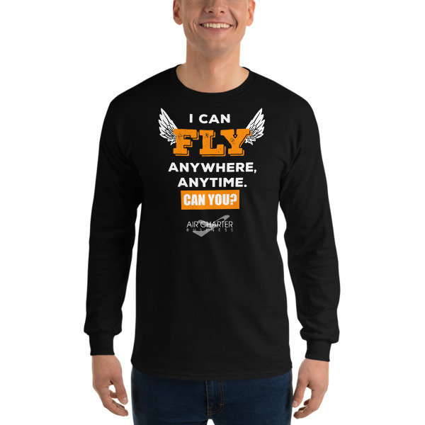 Can You? Long Sleeve T-Shirt