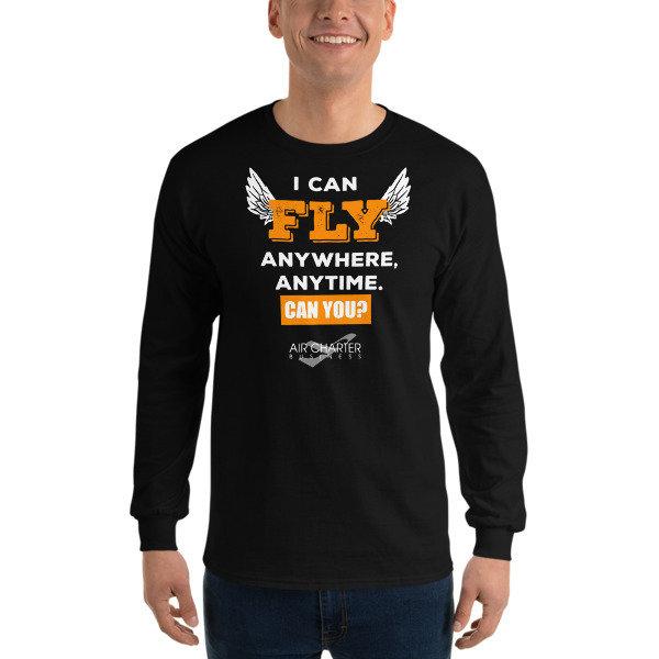 Can You? Long Sleeve T-Shirt