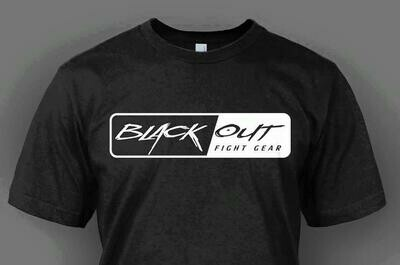 BLACK OUT T-SHIRTS