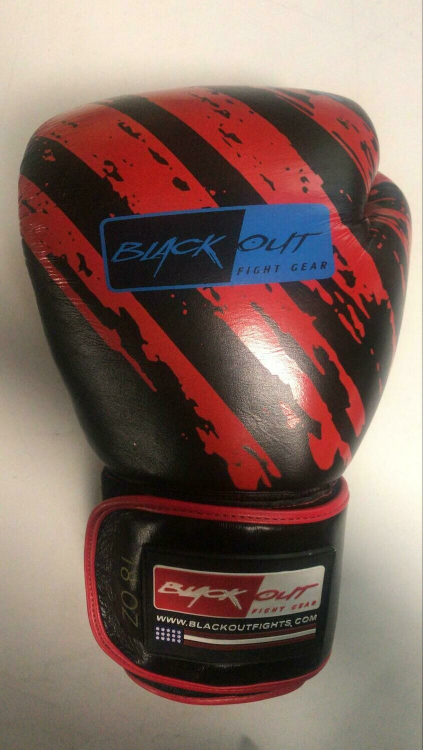 Free Fighting Gloves -A67 Black Lockable Gloves Protective Gear