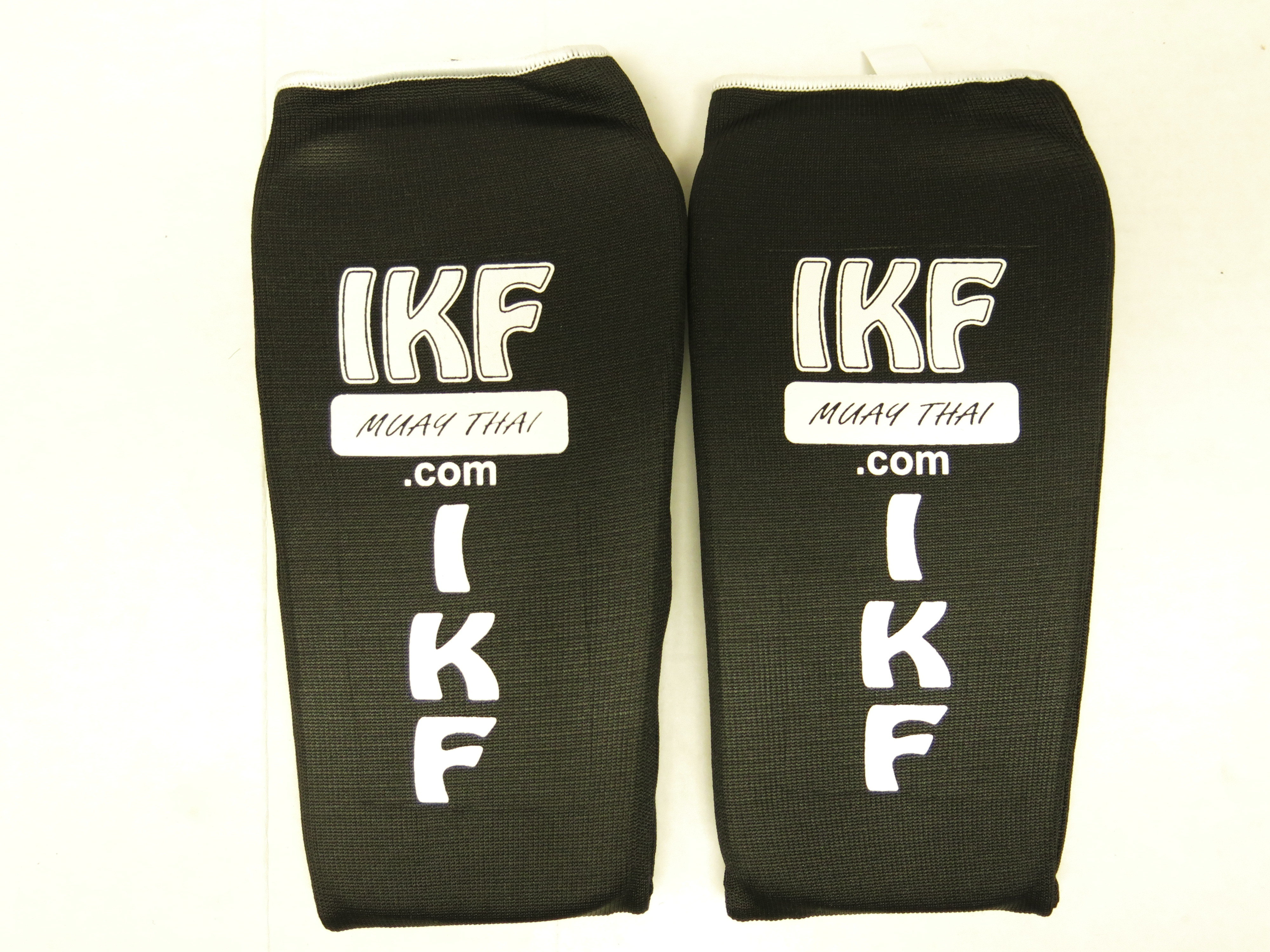AQF MMA Shin Guards Instep Protective Leg Pads Muay Thai Gear AU