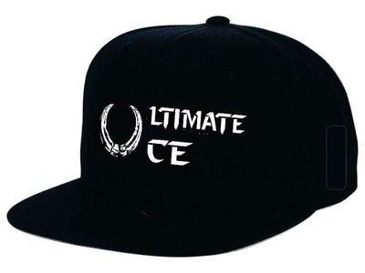 Ultimate Uce Snapback in Black