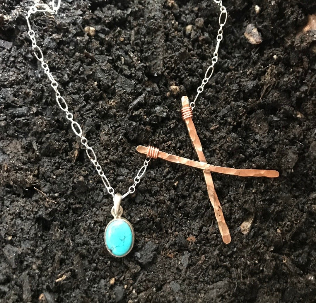 eXist Necklace - Turquoise