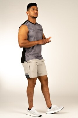Men's tank top - Digital Camo