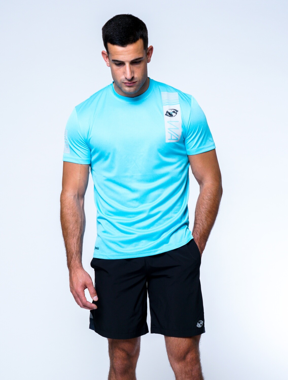 Men's shirt - Blue Ocean Body Fit