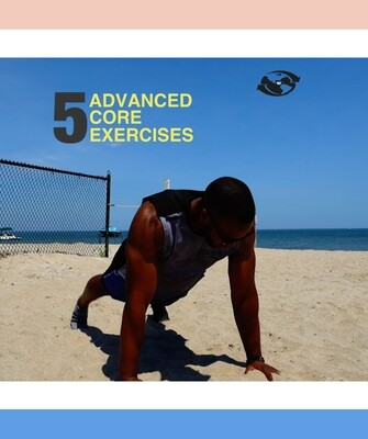 5 Certified Bodyweight Ab Exercises - Advanced Level