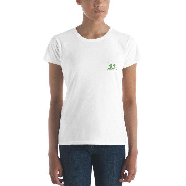 33 | #seekvision - Women's T-shirt