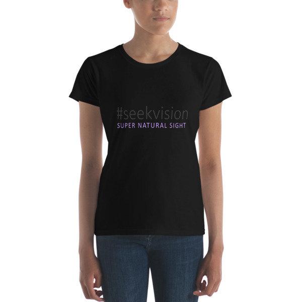 SUPER NATURAL SIGHT - Women's T-shirt