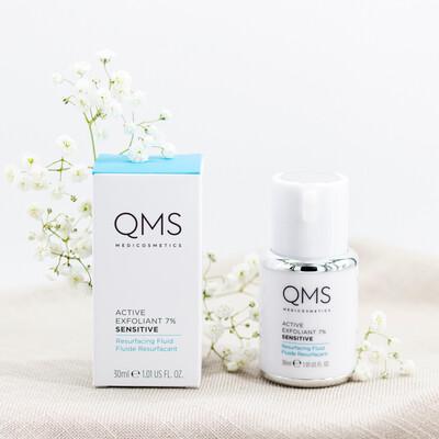 QMS Active Exfoliant 7% Sensitive