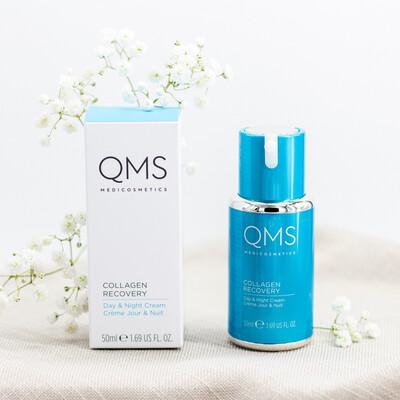 QMS Collagen Recovery Day & Night Cream 50ml