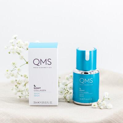 QMS Night Collagen Serum