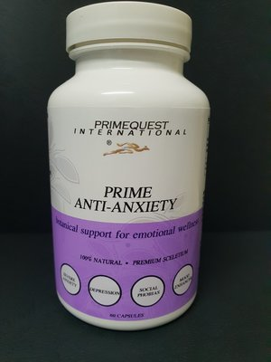 Prime Anti-Anxiety | Sceletium