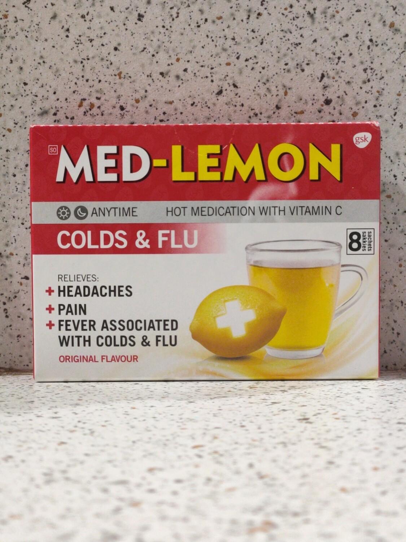 Med-Lemon Sachets (8's)
