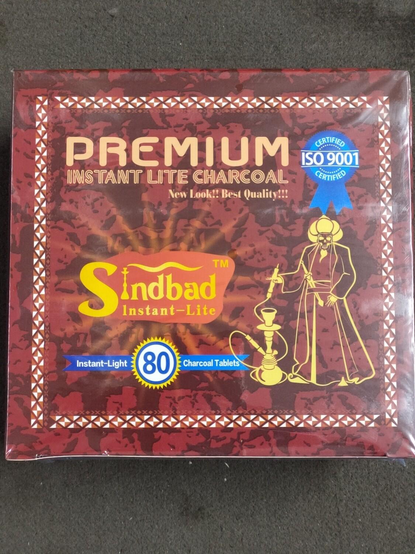 Sinbad Instant-Lite charcoal