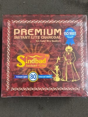 Sinbad Instant-Lite charcoal