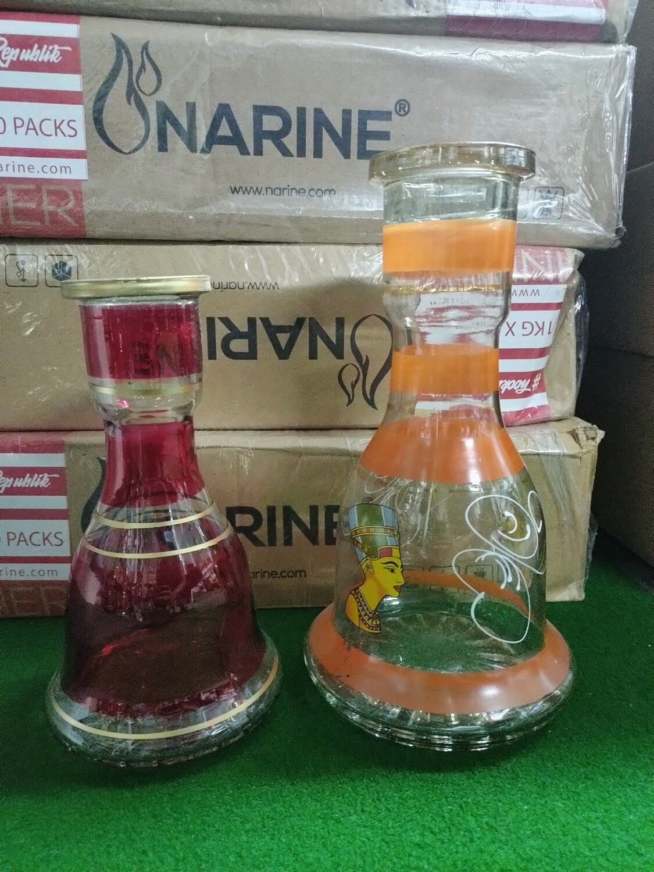 Base / Vase - Egyptian Glass Base