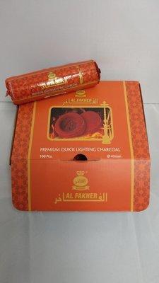 Al-Fakher Quick light charcoal